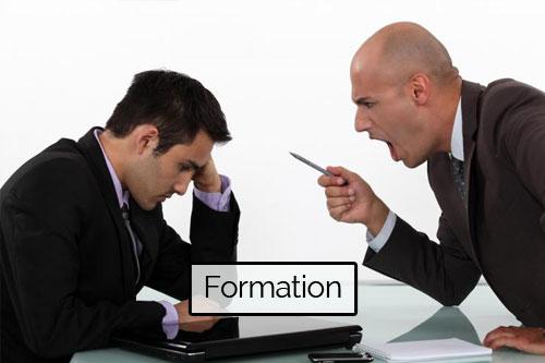 Faire face à l'agressivité au travail